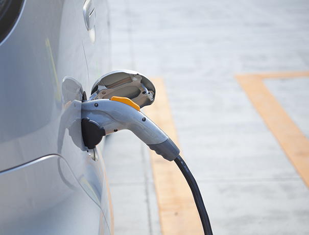 Commercial Electric Vehicle Charging Stations
