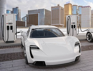 Electric Vehicle Charging Stations - Commercial & Residential